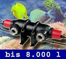 UVC-ENTKEIMER UV-LICHT UVC-FILTER BRENNER AQUARIUM  UV2