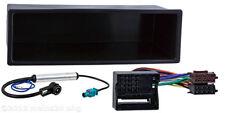 Radio Blende Fach für VW Polo Lupo PEUGEOT 207 307 Einbau Rahmen Adapter Kabel