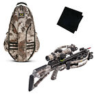 TENPOINT Havoc RS440 Veil Alpine Crossbow Package + Bowpack and Cleaning Cloth