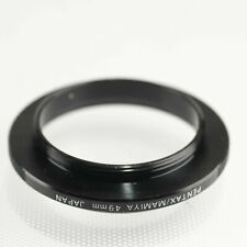 Pentax Mamiya Reverse Macro Ring 49mm M42 Mount