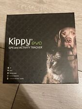 Pet Tracker Kippy Evo The new GPS and Activity Tracker For Dog / Cat Brown Wood