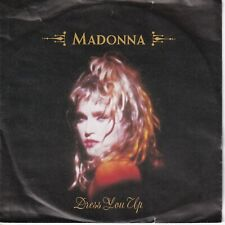 7inch MADONNA dress you up GERMAN 1984 EX (S1343)