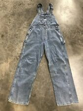 womens dungarees size 14 UK Lee Blue