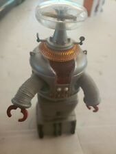 """Vintage Lost In Space Robot B-9 Model About 7"""" Tall"""