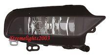 AUDI A3 2015-2016 RIGHT PASSENGER FOG LIGHT DRIVING LAMP BUMPER W/BULB