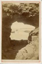 P. Frois, France, Biarritz, ca.1880, vintage albumen print Vintage albumen print
