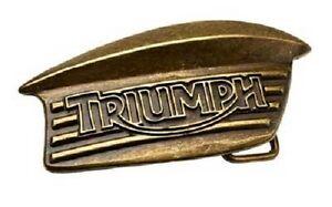 Triumph Tank Badge Buckle MBUA12149