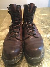 Vintage Red Wing Men's Chukka Irish Setter Engine Hiking Boots Size 9.5