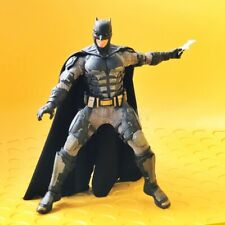 "BID Handmade 1/12 Custom Black Wired Robe Cloak for 6"" Figure M One:12 Batman"