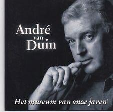 Andre van Duin-Het Museum Van Onze Jaren cd single