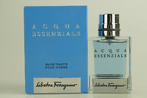 SALVATORE FERRAGAMO - ACQUA ESSENZIALE - EDT 30ML - OHNE FOLIE  #72-8-3
