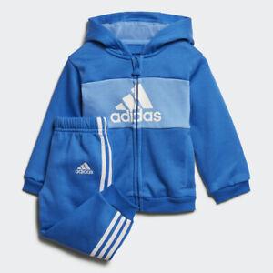 adidas infant boys/girls blue logo tracksuit. Various sizes.!