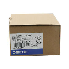 Omron E6b2 Cwz6c Rotary Encoder 360pr New One Year Warranty Us Free Ship