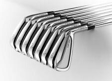 Mizuno MP-20 MMC 4-PW Irons w/ KBS $-Taper 120g Stiff Steel Shafts