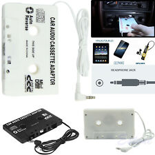 3.5mm AUX JACK TO CASSETTE TAPE AUDIO CONVERTER ADAPTER FOR IPHONE 6 6S 6G