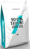 100% TAURIN von MyProtein 1000g Pulver Verbessert Kraftproduktion My Protein 1kg