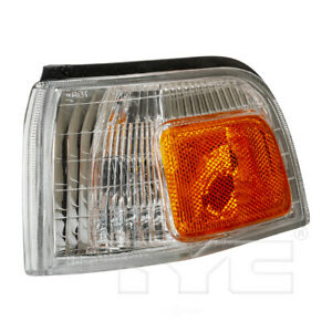 Parking Light Left TYC 18-1896-00 fits 90-91 Honda Accord