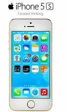 New Apple iPhone 5S 32GB BRAND NEW - ,Gold