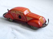 Distler Wendeauto Wagen Blechauto Tintoy Vorkrieg Germany Prewar 30er Jahre