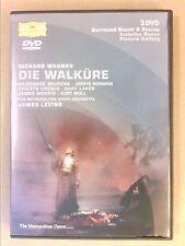 BOITIER 2 DVD OPERA / WAGNER / LE CREPUSCULE DES DIEUX / JAMES LEVINE / THE MET