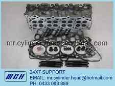 Nissan Patrol GU Navara D22 Complete Cylinder Head Kit ZD30DDT Assembled