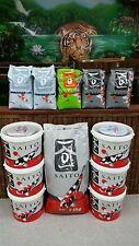 Saito Professional 15 kg Koifutter 5 mm Körnung / Teich / Koi / Futter