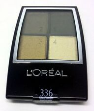 L'OREAL Studio Secrets COLOR SMOKES EYE SHADOW #336 Forest Smokes FOR GREEN EYES