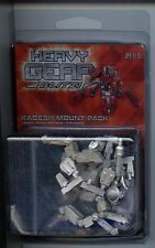 Heavy Gear Blitz Caprice Kadesh Combat Mount Pack MINT