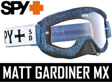 Spy Optics Antena Motocross Mx Gafas mcds Enduro Moto Bmx Azul