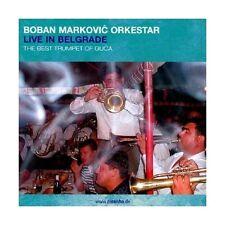 CD BOBAN MARKOVIC', LIVE IN BELGRADE
