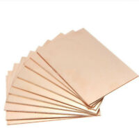 1/5PCS 10*15CM FR4 1.5MM Thickness Double PCB Copper Clad Laminate Board