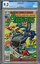 Avengers #190 CGC 9.2 White Daredevil Gargoyle app John Byrne