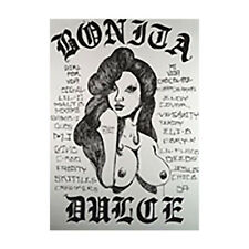 Girl & Chocolate Skateboards Pretty Sweet 'Bonita Dolce' Poster Eric Anthony