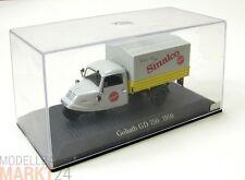 "Goliath GD 750 Transporter ""Sinalco"" 1950 in grau Modell im Maßstab 1:43 - OVP"