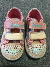 Girls Skechers Size 8