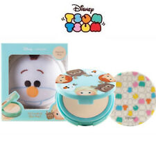 [CATHY DOLL x DISNEY TSUM TSUM] Frozen OLAF Oil Control Blur Pact NATURAL 12g