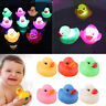 Baby Bath time Tub Toys Flashing Rubber Duck LED Light Up Watertight LOVELY