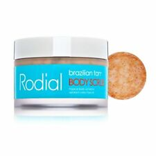 Rodial Brazilian Tan Body Scrub Exfoliator 6.7 oz / 200ml New