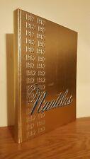 1962 The Nautilus, Santa Monica California High School Yearbook Original Annual