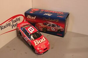 2000 Dale Jr. Bud Olympic 1/24 Action RCCA Clear Window Bank NASCAR Diecast