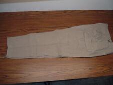 "TRU-SPEC TACTICAL PANTS khaki MENS WAIST 35-39"" INSEAM 33"" RIPSTOP DESERT cargo~"