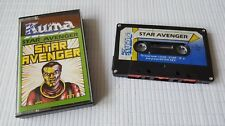 MSX Game - Star Avenger - Kuma