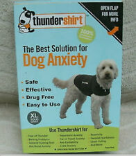 Thundershirt Dog Anxiety Treatment (XL) Heather Grey HGXL-T01, UPC: 854880001189