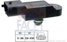 FACET Sensor, presión de sobrealimentación OPEL RENAULT LAGUNA AUDI A3 10.3121
