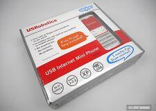 USR9602 USB Internet Mini VoIP Phone / Telefon für Skype usw. NEU