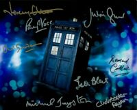"""Doctor Who Tradis Signed by 8 David Gooderson Autograph 8""""x10"""" Photo Dr Who"""