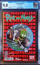 Rick and Morty (2015) #35 Brain Trust Pickle CGC 9.8