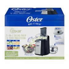 Oster 2-in-1 Salad Prep & Food Processor NIB