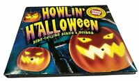 Howlin' Halloween CD Bone Chilling Songs and Sounds Horror Scary Theme Music