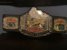 RARE UFC Ultimate Ultimate Belt Foam Champion 2010 Jakks Pacific Belt Title